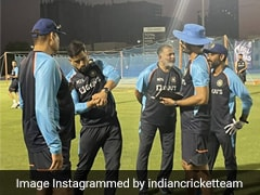 ICC T20 World Cup: Love Having MS Dhoni In Dressing Room As He Brings Sense Of Calm, Says KL Rahul