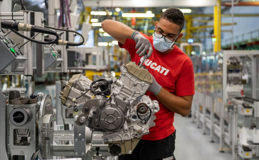 Ducati Resumes Factory Tours At Borgo Panigale