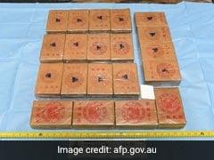 Australian Police Seize Record 450 Kg Heroin Hidden In Tiles Shipment