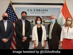 Seeking To Enhance Bilateral Trade Relationship With India: US Embassy