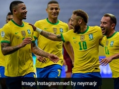 World Cup Qualifiers: Focussed Brazil Have One Eye On World Cup Qualification