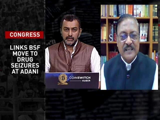 "Video : ""No Powers of Punjab Police Have Been Taken Away"": BJP's Satya Pal Jain"