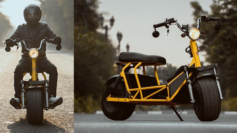 Rs 1 में 1 km चलेगा यह इलेक्ट्रिक स्कूटर, चलाने के लिए ड्राइविंग लाइसेंस की जरूरत नहीं