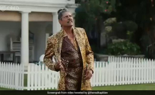 Kapil Dev Channeled His Inner Ranveer Singh. Twitter Responded With ROFL Memes