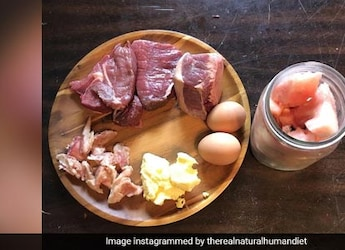 This Man Is On Raw Meat Diet For Past 3 Years; Claims He Feels Most Energetic