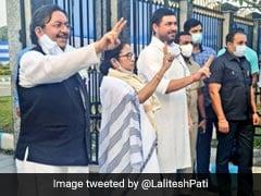 Two UP Congress Leaders Join Trinamool In Mamata Banerjee's Presence