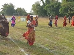 Watch: 60-Year-Old Women Race Holding Lota. They Were Sending A Message