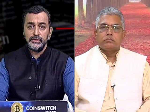Video : BJP Leader On Attacks Against Minorities In India