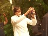 Video : Actor Amitabh Bachchan Celebrates His 79th Birthday Today