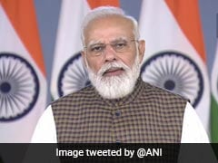 """PM Says """"Triumph Of Indian Science"""" As 100 Crore Jabs Administered"""