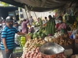 Video : Vegetable Prices Up In Bengaluru, Traders Blame It On Rain