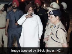 """""""Conspiracy"""": Punjab Deputy Chief Minister On Killing At Farmers' Protest"""