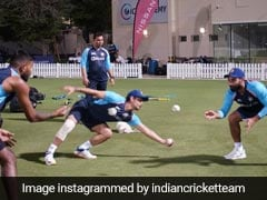 """T20 World Cup: India Gear Up For New Zealand Challenge With """"Fun Drill"""". See Pics"""