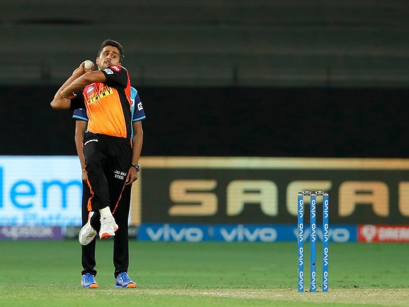 IPL 2021: SRH Pacer Umran Malik Only Indian In Top Ten For This Season's Fastest Balls
