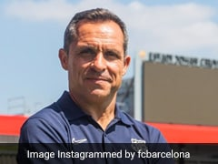 Barcelona Closing In On Xavi As B Team Coach Sergi Barjuan Put In Temporary Charge