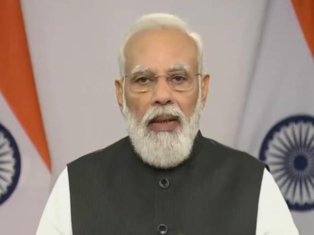 "Video : 1 Billion Jabs Reflect ""Image Of New India"": PM Modi"