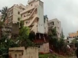 Video : Yet Another Bengaluru Building Tilts, Evacuated, Will Be Demolished