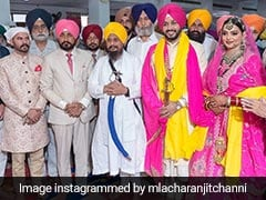 """""""Drunk Cops"""" At Chief Minister's Son's Wedding: Punjab Officer In Letter"""