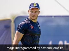 T20 World Cup: David Miller Banking On Hashim Amla's Advice For Success In Tournament