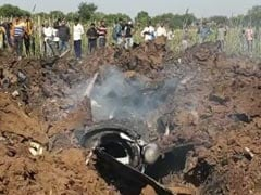 Air Force's Mirage-2000 Crashes In Madhya Pradesh, Pilot Ejects Safely