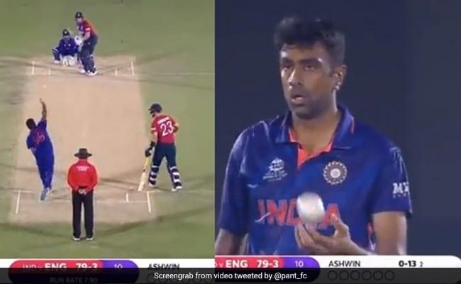 Todays News T20 World Cup: वार्म अप मैच में पंत ने अश्विन से लिए मजे, बोले-