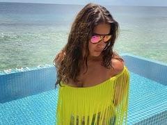 Bipasha Basu's Maldives Posts Are All About Neon Love