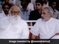 PM Modi Pays Tribute To Nanaji Deshmukh On His 105th Birth Anniversary