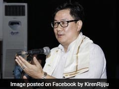 """""""Liked LSR More Than My Own College"""": Kiren Rijiju's Zinger In Throwback Video"""