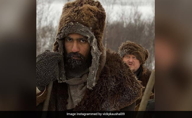 Vicky Kaushal As Udham Singh. This Time, From 'Somewhere In The Forests Of Eastern Europe'
