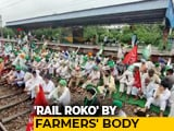 Video : <i>Rail Roko</i> Today Seeks Minister's Resignation Over UP Farmers' Killing