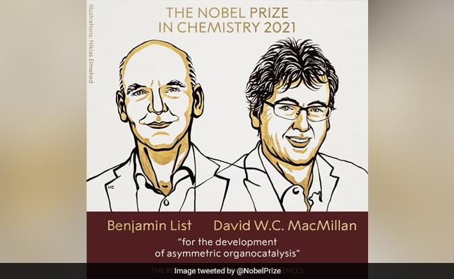 Scientists Benjamin List, David MacMillan Win Nobel Chemistry Prize