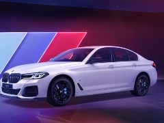 BMW 5 Series Carbon Edition Launched In India, Priced At Rs. 66.30 Lakh