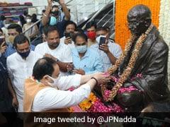 7 Crore BJP Workers To Promote <i>Khadi</i> Nationwide: JP Nadda On Gandhi Jayanti