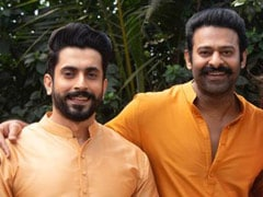 Prabhas Wishes <i>Adipurush</i> Co-Star Sunny Singh On His Birthday
