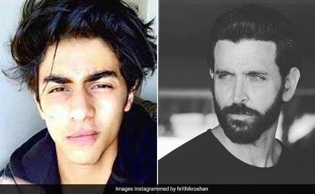 'Own It': Hrithik Roshan's Note To Aryan Khan