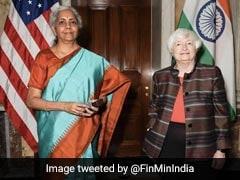 Nirmala Sitharaman, US Treasury Secretary Discuss Combating Terror Funding