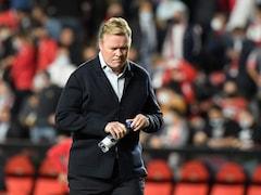 Ronald Koeman Sacked As Barcelona Coach, Xavi Hernandez Favourite To Replace Him