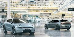 ZEEKR's 001 EV Goes Into Production