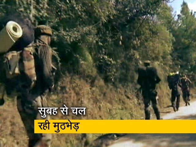 Videos : पुंछ के जंगलों में सुरक्षाबलों व आतंकियों में मुठभेड़, पुलिस के 2, सेना का एक जवान घायल