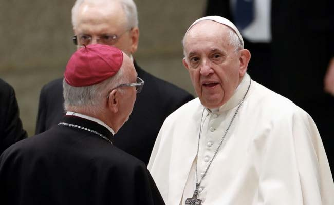 Pope Francis Says Ashamed Church Did Not Prioritise Abuse Victims In France