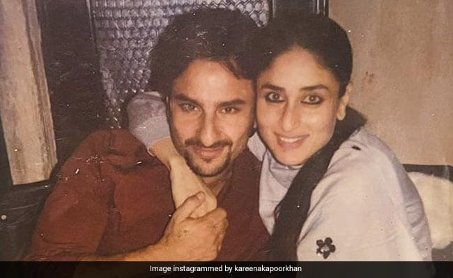 """""""To The Most Handsome Man In The World"""": Kareena's Post For Saif"""