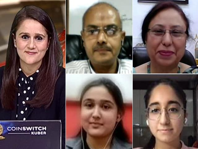 Video : Mission Admission: Experts Answer Students' Questions On Delhi University Admissions
