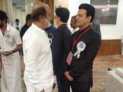 National Awards: Manoj Shares Memorable Moments With Rajinikanth, Dhanush