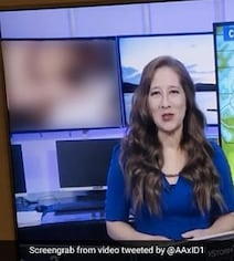TV Channel Airs Porn Clip During Weather Report
