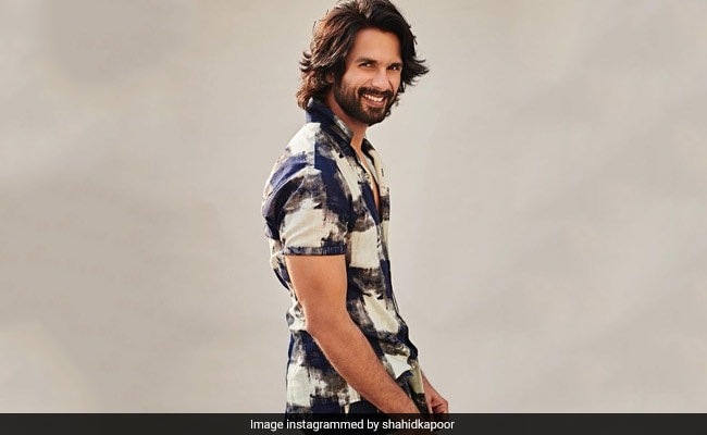 """Shahid Kapoor On Playing A Paratrooper In Bull: """"Exhilarating, Truly An Honour"""""""