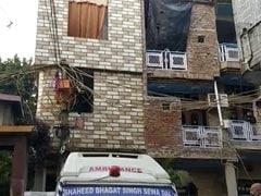 4 Members Of Family Killed In Massive House Fire In Delhi
