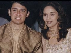 Here's How Madhuri Dixit And Shriram Nene Wished Each Other On Their 22nd Anniversary