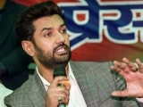 Video : Chirag Paswan vs Uncle Leads To Freeze On Party Symbol Before Bypolls