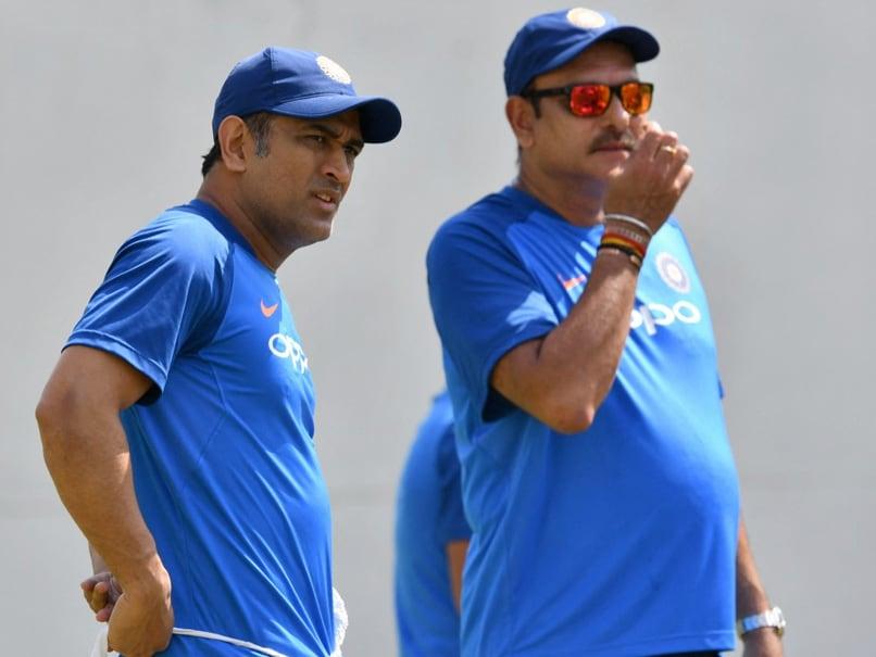 """म स धोनी """"सबसे महान व्हाइट-बॉल कप्तान एवर"""", रवि शास्त्री कहते हैं"""
