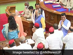 BJP's Nitin Agarwal Elected Deputy Speaker Of UP Assembly
